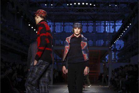 Missoni Menswear F/W 2017 Milan 3