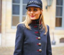 Olivia Palermo - Street Style Paris Couture Week SS17