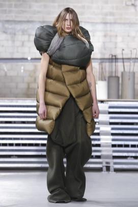 Rick Owens Menswear Fall Winter 2017 Paris