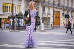 Street Style Paris Couture Week SS17