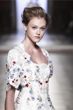 Tony Ward Couture Spring Summer 2017 Paris