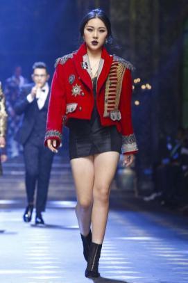 Dolce & Gabbana Fall Winter 2017