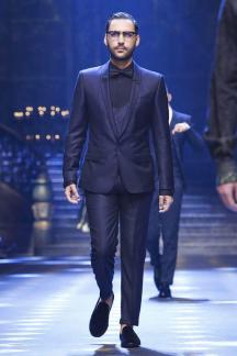 Ahmad Daabas - Dolce & Gabbana Fall Winter 2017 - Milan
