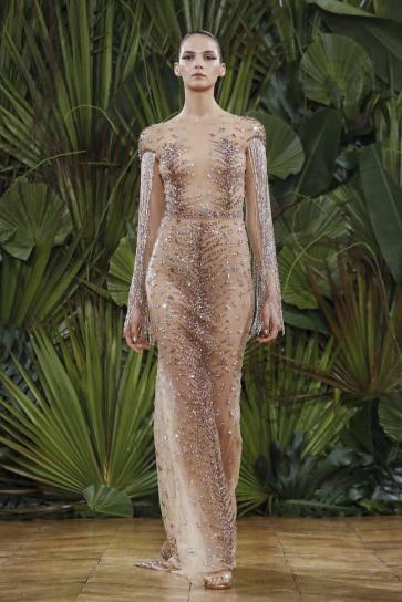 Idan Cohen Couture Fall Winter 2017 Paris