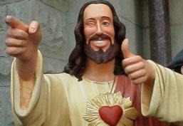 """""""Buddy-Christ""""-uit-de-speelfilm-""""Dogma"""""""