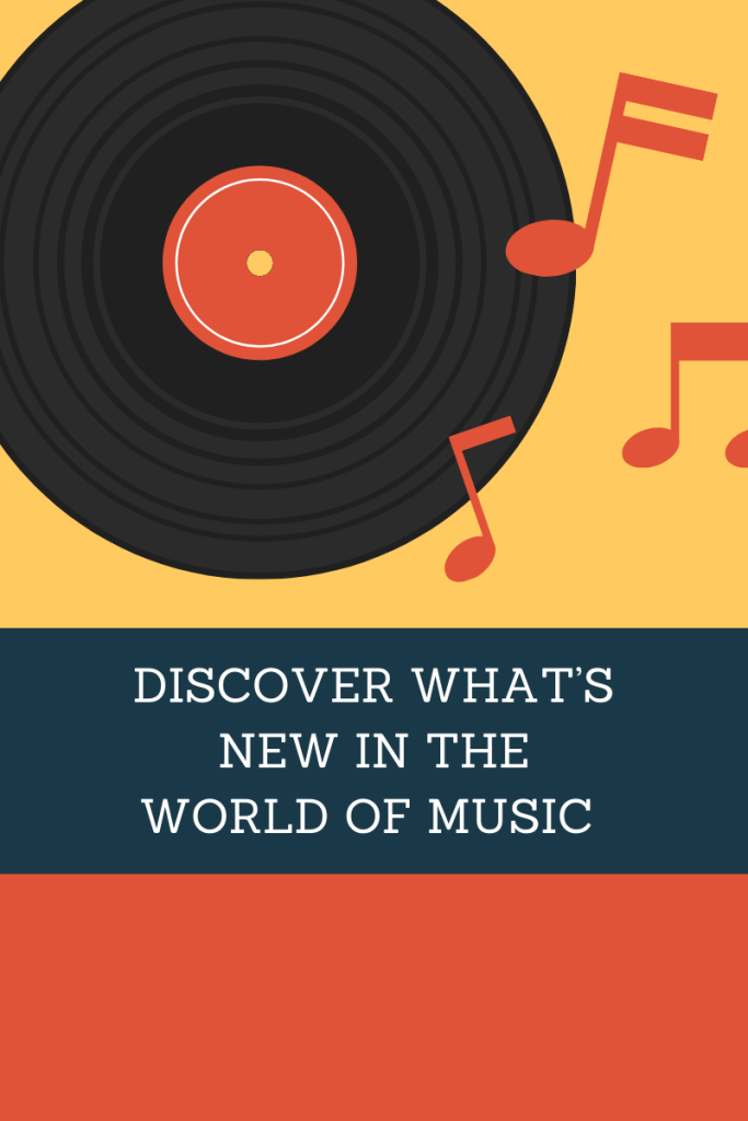 Music is constantly changing. Here are a few new services and websites offering a peek into new, exciting innovations in the world of music!