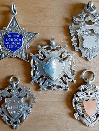 British Hallmarks on Sterling Fobs