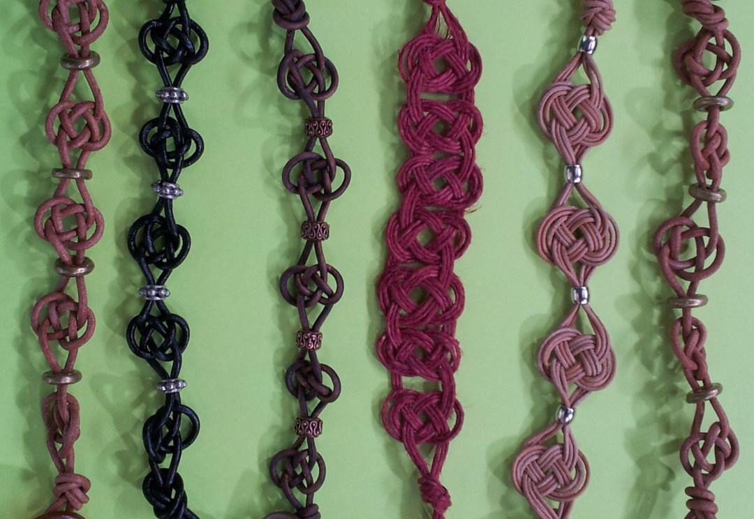 Celtic Bracelet Tutorial