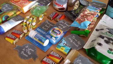 "Teacher ""Emergency"" Kit -- The Tamara Blog"