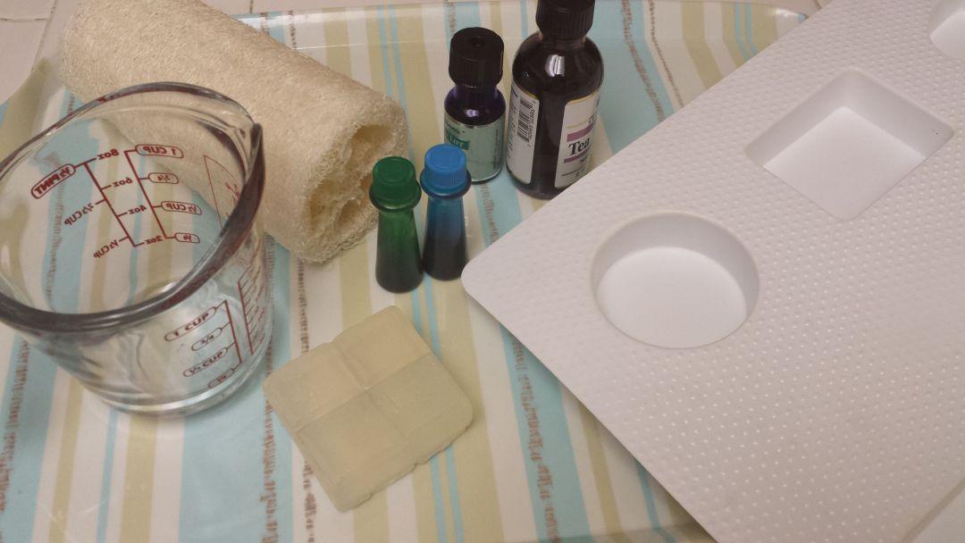 Loofa Soap Ingredients. The Tamara Blog