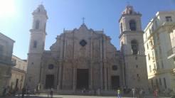 Church in Old Havana.