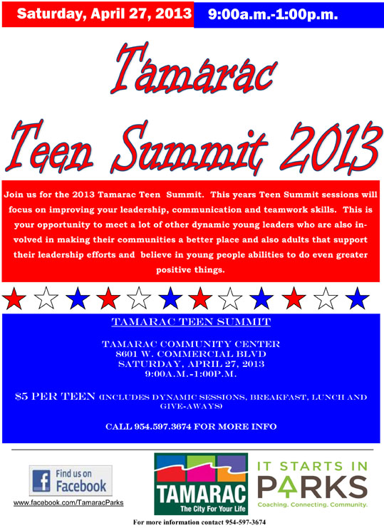 2013 teen summit
