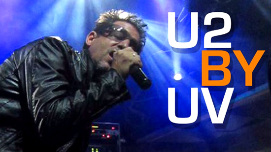 U2 By UV - At U2 Tribute Band will be playing this Friday in Tamarac
