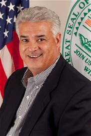 Pembroke Pines City Commissioner Angelo Castillo