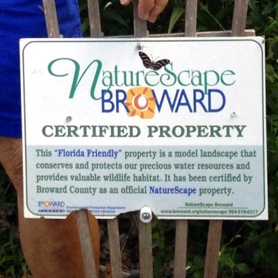Learn how your yard can become a Certified NatureScape Property