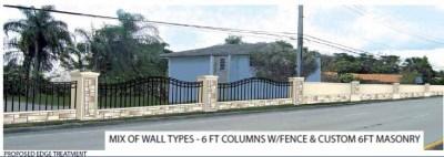 Woodlands-wall