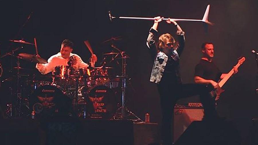 Keep the Faith - The Bon Jovi Tribute Experience