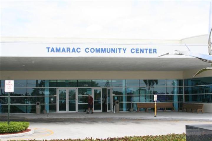 Tamarac-community-center