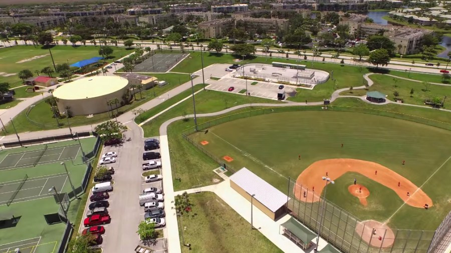 The Tamarac Sports Complex