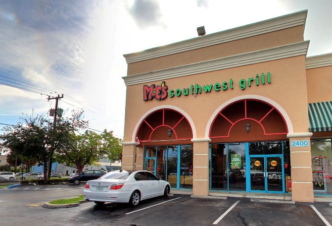 Moe's Southwest Grill in Tamarac celebrates their grand re-opening on July 20.