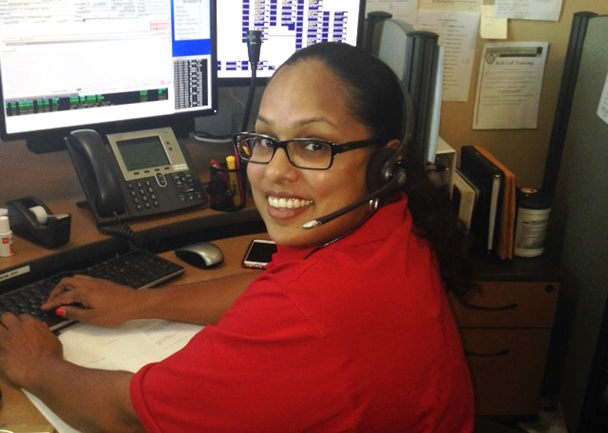 911 Dispatcher Indira Phanord