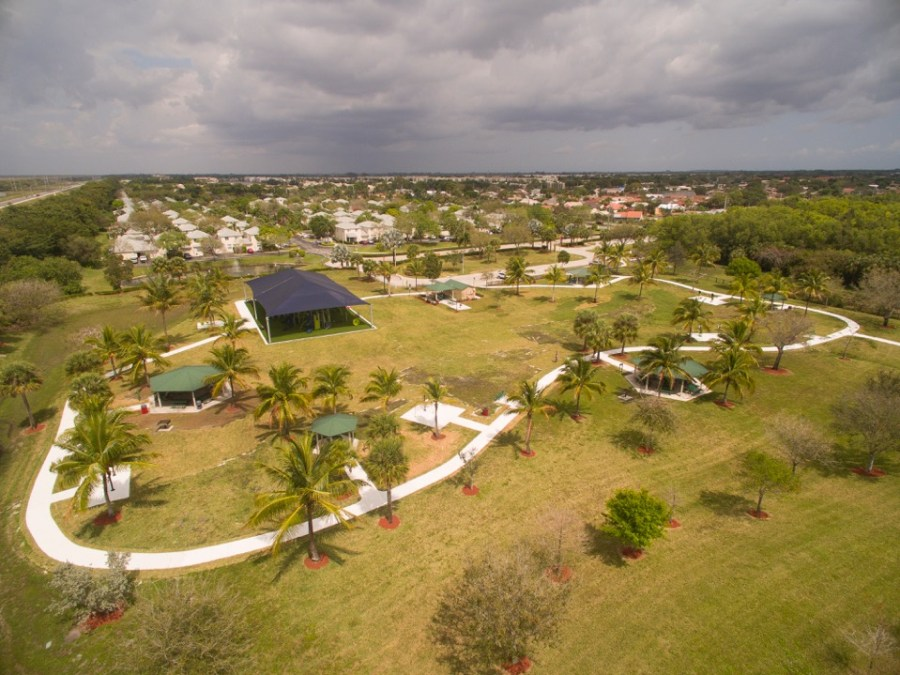 Renovated Sunset Point Park in Tamarac - Photo by Adam Baron