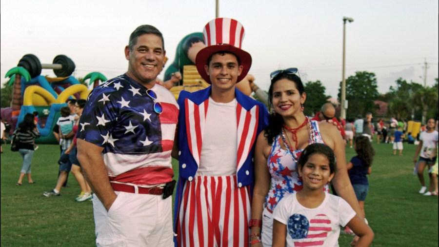 Independence Day 2015. Photo by Madison Vega for Tamarac Talk.