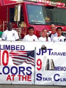 9/11 Memorial Stair Climb Taking Place at JP Taravella High School