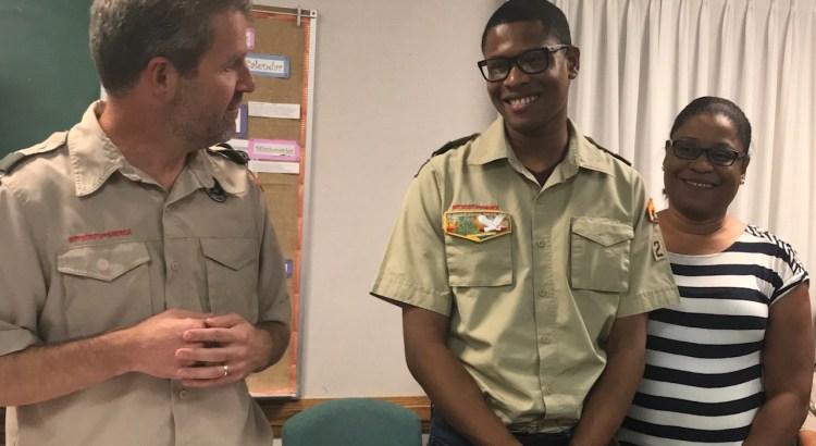 Tamarac Resident Earns Coveted Eagle Scout Award