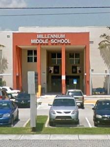 Pellet Gun Found After Millennium Middle School Placed On Lockdown