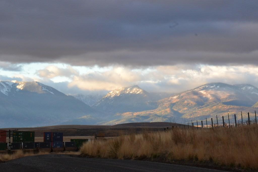 Union, Oregon, Wallowa Mountains