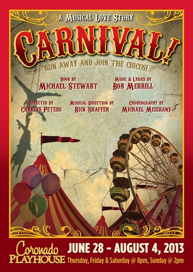 2013_Coronado-Playhouse_Carnival-Poster