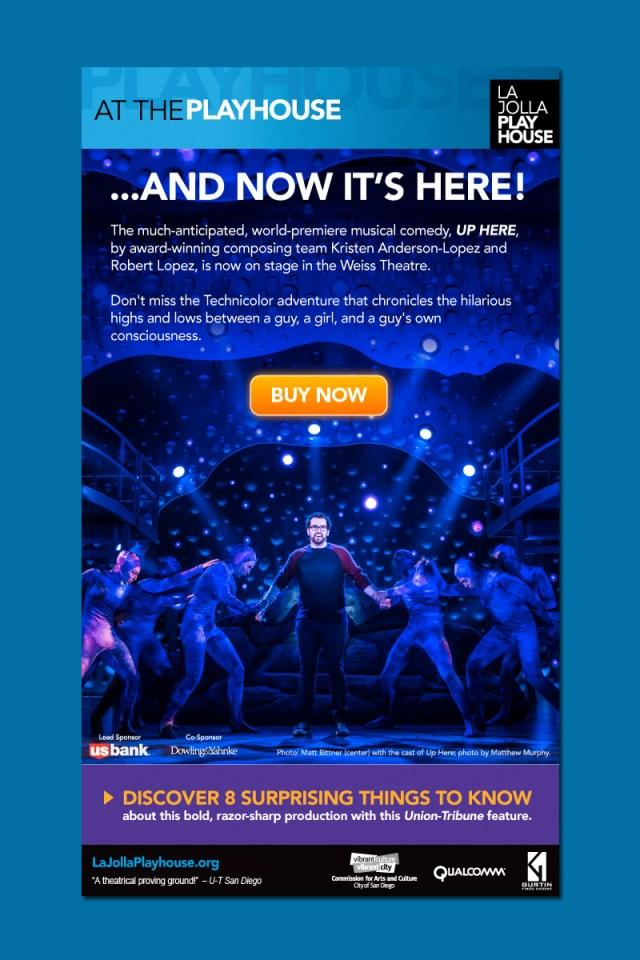 Tamara-Rodriguez_Up-Here-Musical-Comedy_La-Jolla-Playhouse-Emailer_La-Jolla-CA