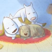 Doggy pile