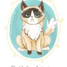 Grumpy cat_c
