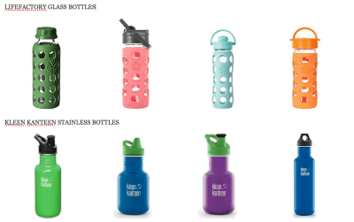 #SaferChoices: Which Water Bottles, Baby Bottles & Sippy Cups Are Lead Free?