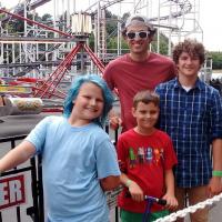 Avi, Colescott, Charlie & AJ - Summer 2016
