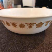 Vintage Corelle Corning Butterfly Pattern Bowl Tamara Rubin Lead Safe Mama_3