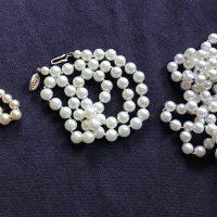 Faux Leaded Vintage Pearls Tamara Rubin Lead Safe Mama