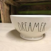 Rae Dunn Artisan Collection By Magenta Dreamer Bowl Tamara Rubin Lead Safe Mama 2