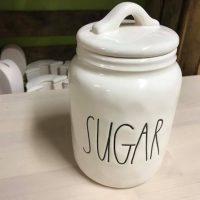 Rae Dunn Sugar Container Tamara Rubin Lead Safe Mama 1