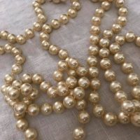 Vintage Faux Pearls Tamara Rubin Lead Safe Mama