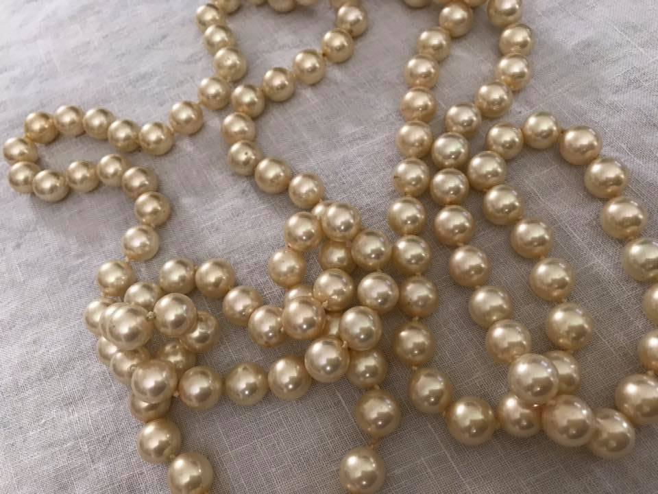 Maybe Grandma Can Keep Her Vintage Faux Pearls 295 900