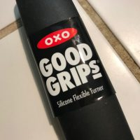 July 2018 New OXO GoodGrips Silicone Flexible Turner Spatula 4