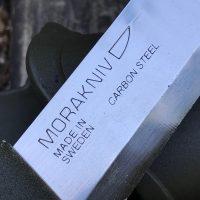 MoraKniv Made In Sweden Carbon Steel Knife Trackers Tamara Rubin Lead Safe Mama 2
