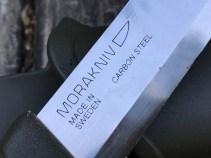 MoraKniv Made In Sweden Carbon Steel Knife Trackers Tamara Rubin Lead Safe Mama