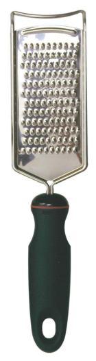 Tamara's Kitchen: Norpro 123 Grip-EZ Handy Flat Grater With Black Rubberized Handle
