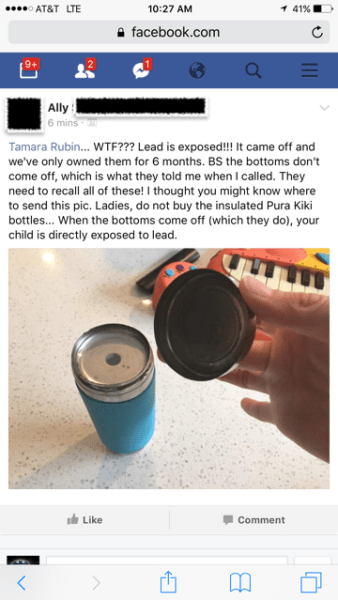 http://tamararubin.com/2018/07/dear-made-safe-please-revoke-your-certification-of-the-pura-kiki-insulated-baby-bottle-until-they-publicly-address-the-issue/
