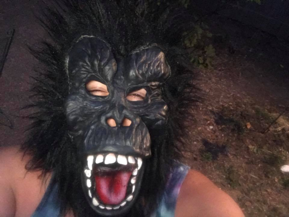 Do modern Halloween masks have lead? Does my Halloween gorilla mask have any toxic chemicals?