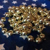 Golden Mardi Gras Beads From 2014 Charleston Tamara Rubin Lead Safe Mama